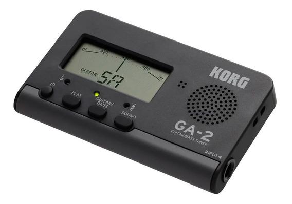 Afinador Compacto Korg Ga-2