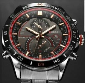 Relógio Importado Fashion Luxury Brand Sport Quartz Curren