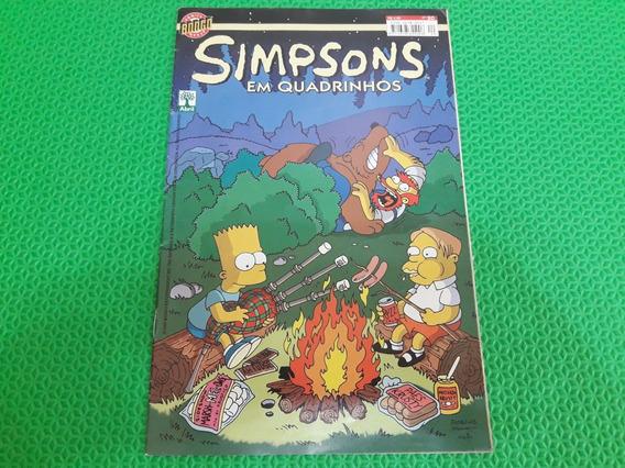 Revista Simpsons Em Quadrinhos Número 20 Antigo E Raro