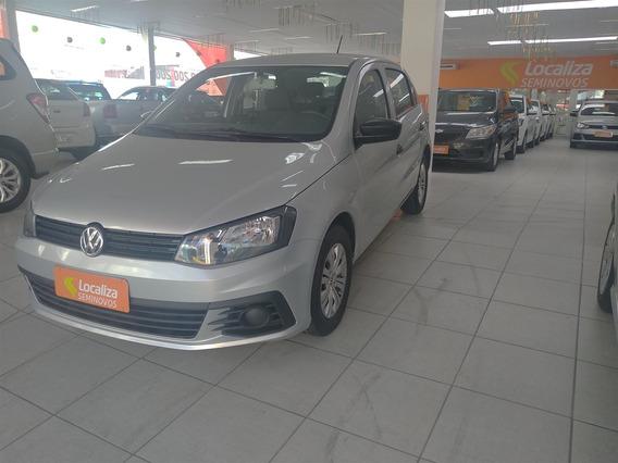 Volkswagen Gol 1.6 Manual Msi Totalflex 4p