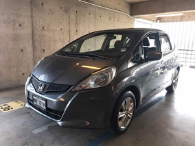 Honda Fit 1.5 Lx At Cvt 2013