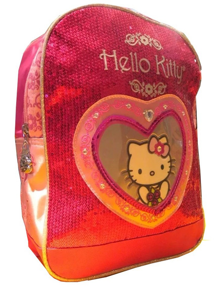Mochila Colegial Espalda Hello Kitty 8147 - Children