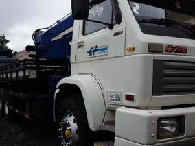 Caminhão Vw 16220 Munck