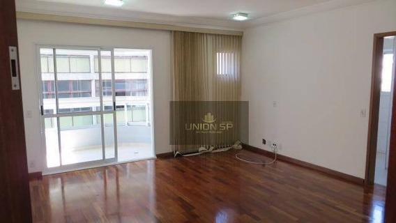Apartamento Com 2 Dormitórios Para Alugar, 75 M² Por R$ 3.350,00 - Pinheiros - São Paulo/sp - Ap14384