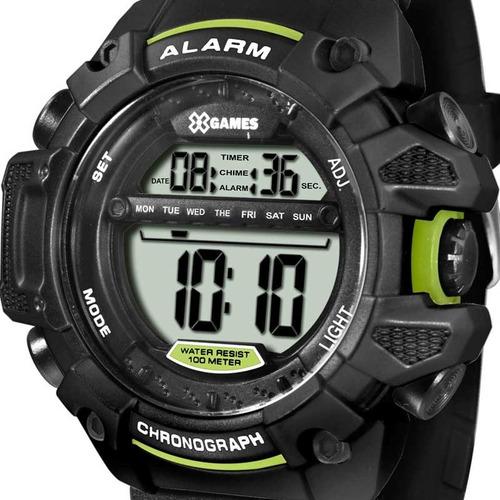 Relógio X-games Masculino Xmppd397 Bxpx C/ Garantia E Nf *