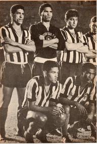 Botafogo - 1962 - Pôster Em Papel De Revista