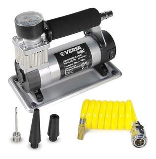Compresor De Aire Mini Para Auto Versa 12v 14 A 100-150 Psi