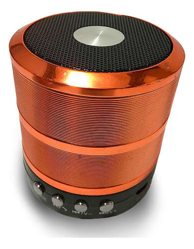 Rádio Portátil Compacto Bluetooth Usb- D-bh887