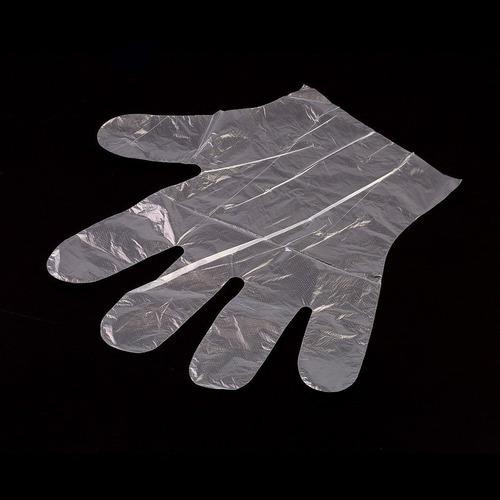 Luvas Descartáveis De Plástico Em Casa Restaurante serviço De Restauração Higiene Limpeza Usa