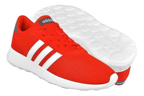 Tenis Deportivos Para Caballero adidas F34467 Rojo Bco