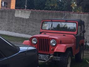 Jeep Año 80 Año 80isuzu Caja 4x4