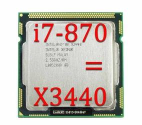 Processador Xeon X3440 + Pasta Termica