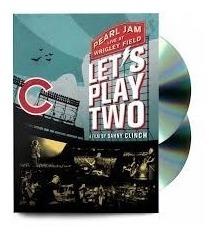 Pearl Jam Lets Play Two Cd + Dvd Nuevo Import Eddie Vedder