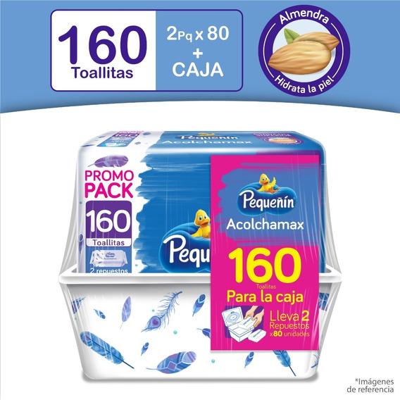 Toallitas Húmedas Pequeñín Acol - Unidad a $127