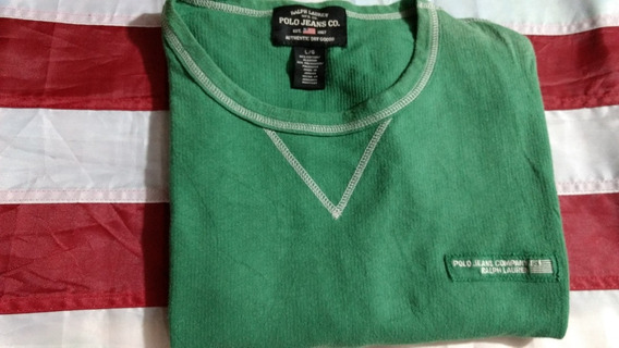 Playera Polo Jeans Co.ralph Lauren * Original De Caballero