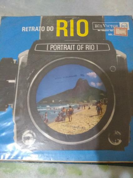 Lp Vinil Retrato Do Rio