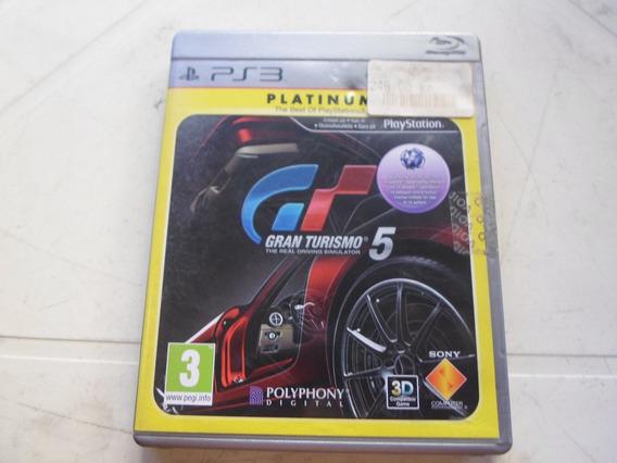 Gran Turismo 5 Original Para Playstation 3 - Ps3