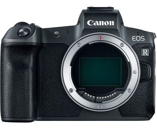 Câmera Digital Canon Eos-r Mirrorless Full-frame C/ Ef-eos R