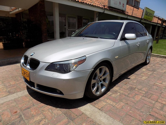 Bmw Serie 5 545i 4.4cc At Aa