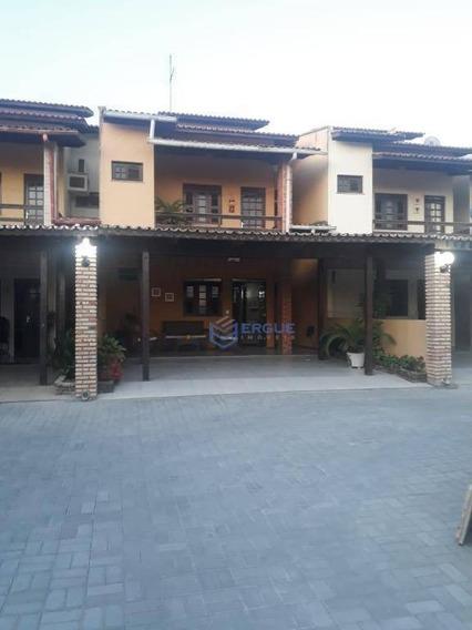 Casa Com 3 Dormitórios Para Alugar, 111 M² Por R$ 1.750/mês - Maraponga - Fortaleza/ce - Ca0944
