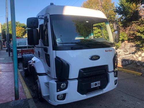 Ford Cargo 1722 Tractor C/cabina 2014 Galpon Devoto Autos