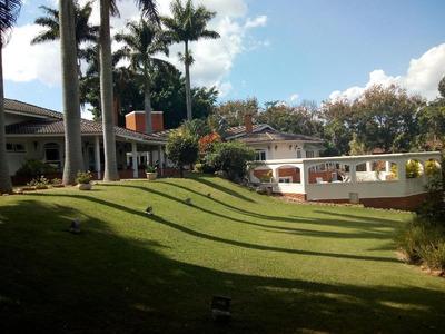 Casa Residencial Para Venda E Locação, Condomínio Village Sans Souci, Valinhos - Ca0214. - Ca0214