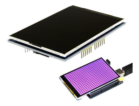3,5 Polegada Tft Lcd Mega 2560 R3 Uno R3 Board