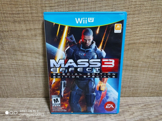 Mass Effect 3 Special Edition - Nintendo Wii U
