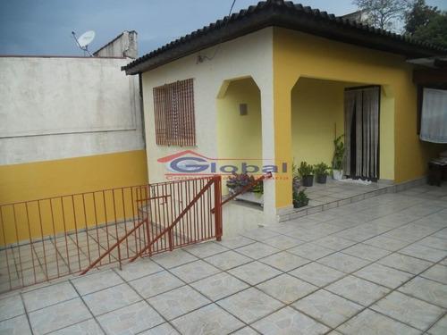 Venda Casa Térrea - Jardim Santo André - Gl37029