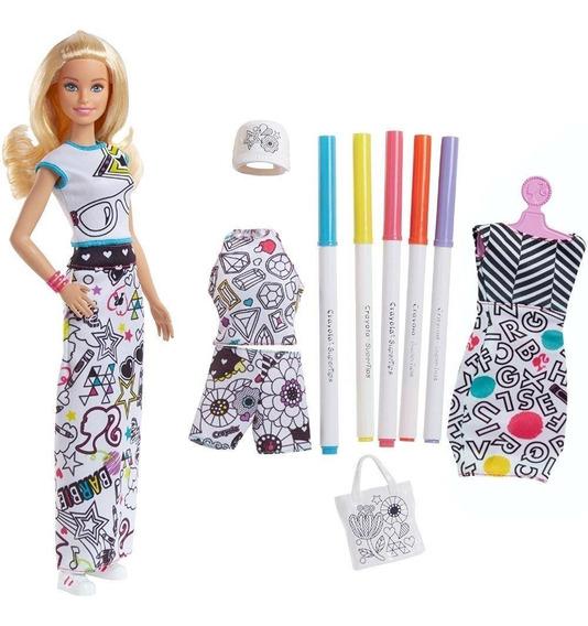 Desenhando Estilos Barbie - Mattel