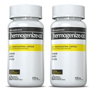 Thermogenize 420 - Inove Nutrition - 2x60 Cápsulas
