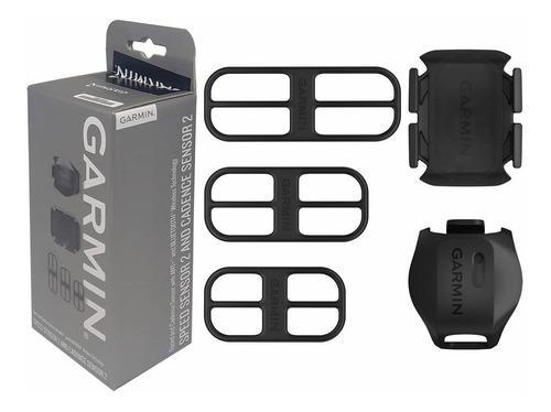Garmin Sensor Velocidade E Cadencia Sem Fio Para Bicicleta