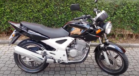 Honda Twister 250 2006 Preto