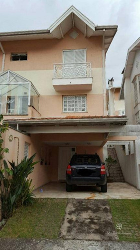 Casa Com 3 Dormitórios À Venda, 200 M² Por R$ 800.000,00 - Granja Viana - Cotia/sp - Ca0025