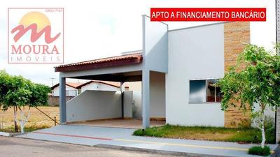 Casa Residencial À Venda, Cabralzinho, Macapá. - Ca0297