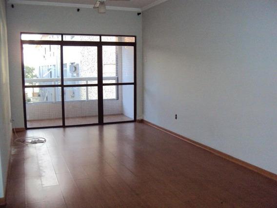 Apartamento Com 2 Dormitórios Para Alugar, 118 M² Por R$ 2.300,00/mês - Campo Grande - Santos/sp - Ap4379