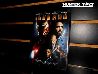 Pelicula, Original Dvd, Marvel, Iron Man, Tel.35846340