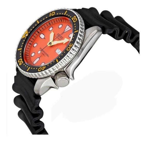 Relógio Seiko Automatic Pro-divers 200m Skx011j1 - Japan