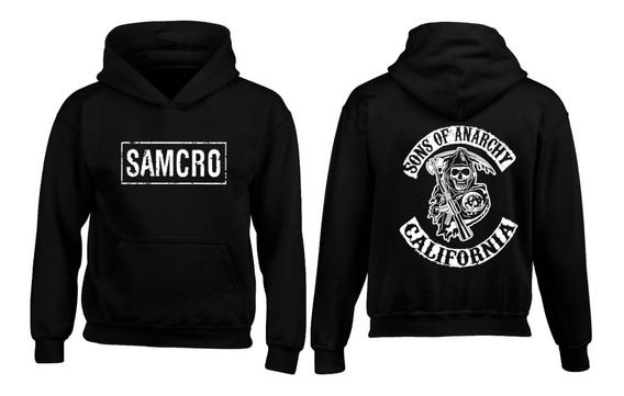 Sudadera Samcro Sons Of Anarchy Motorcycle