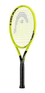 Raqueta Tenis Head Graphene 360 Extreme Mp Gasquet Titanio Grafito + Bolso Funda Encordado