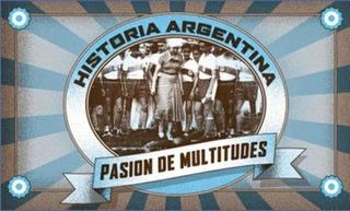 Pasion De Multitudes De Archivo Gral De La Nacion Asunto Imp