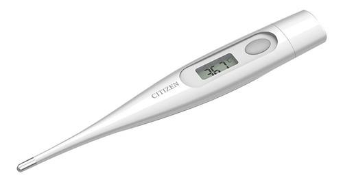 Citizen Termometro Digital Silfab 301c Con Alarma De Alerta