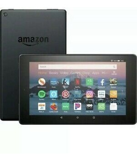 Tablet Amazon Fire Hd 8 Con Alexa Octava Generación