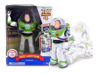 Muñeco Disney Toy Story Buzz Lightyear Se Cae 65frases