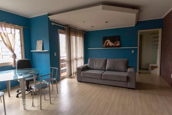 Apartamento Para Aluguel - Petrópolis, 1 Quarto, 59 - 892964785