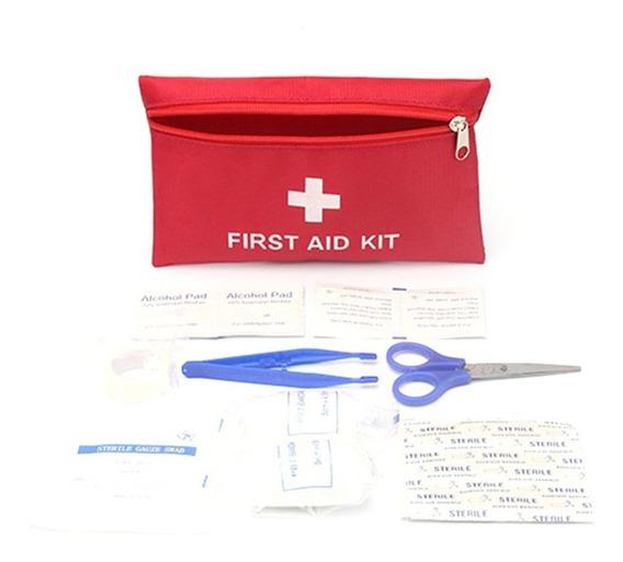 Kit De Primeiros Socorros De Viagem Ao Ar Livre Para Casa De