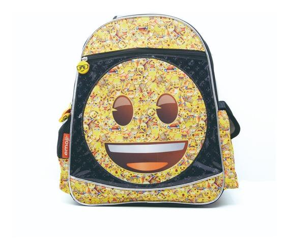 Mochila De Espalda 14 Emoji Tt843