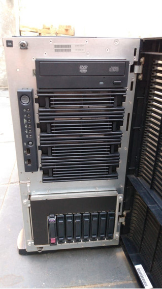 Servidor Hp Proliant Ml 350 G6 2 Xeon