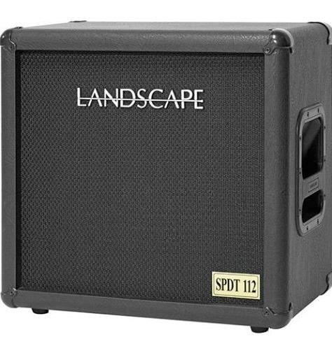 Caixa Landscape Predator Spdt112 Head Guitarra Oferta !