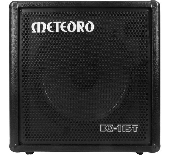 Cubo Meteoro Ultrabass Bx200 + Pedal Pré Amp. Vamp Bass Bdi
